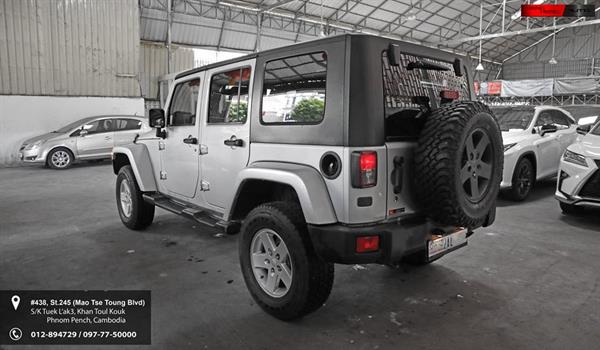 Jeep Wrangler - CamCarCity