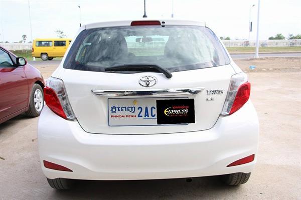 Toyota Yaris - CamCarCity