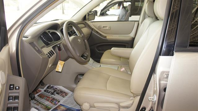 Toyota Highlander - CamCarCity