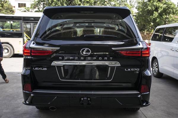 Lexus Lx570 Super Sport Kimsrun Premium Auto