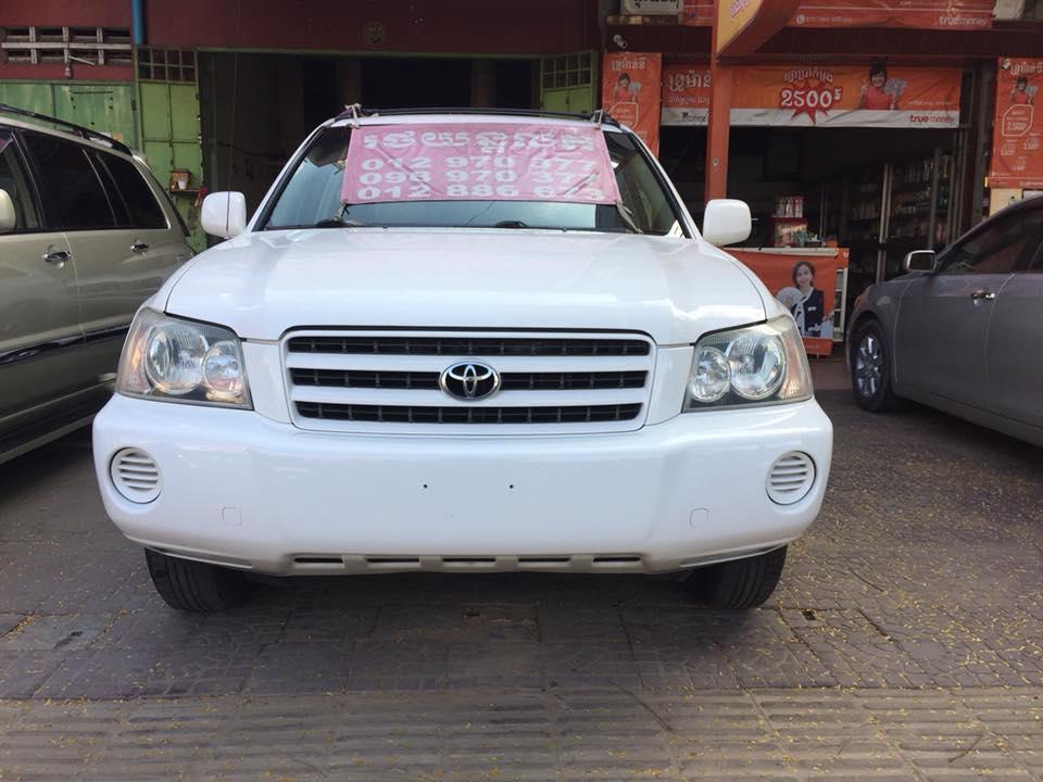B&B Auto Sales >> Toyota Highlander - CamCarCity