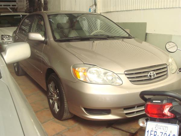 Toyota Corolla LE - CamCarCity