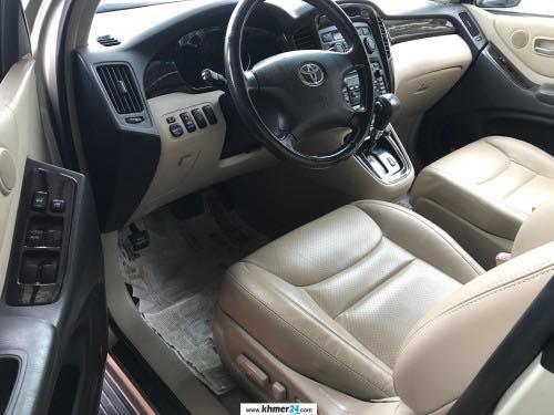 Toyota Highlander Limited - CamCarCity